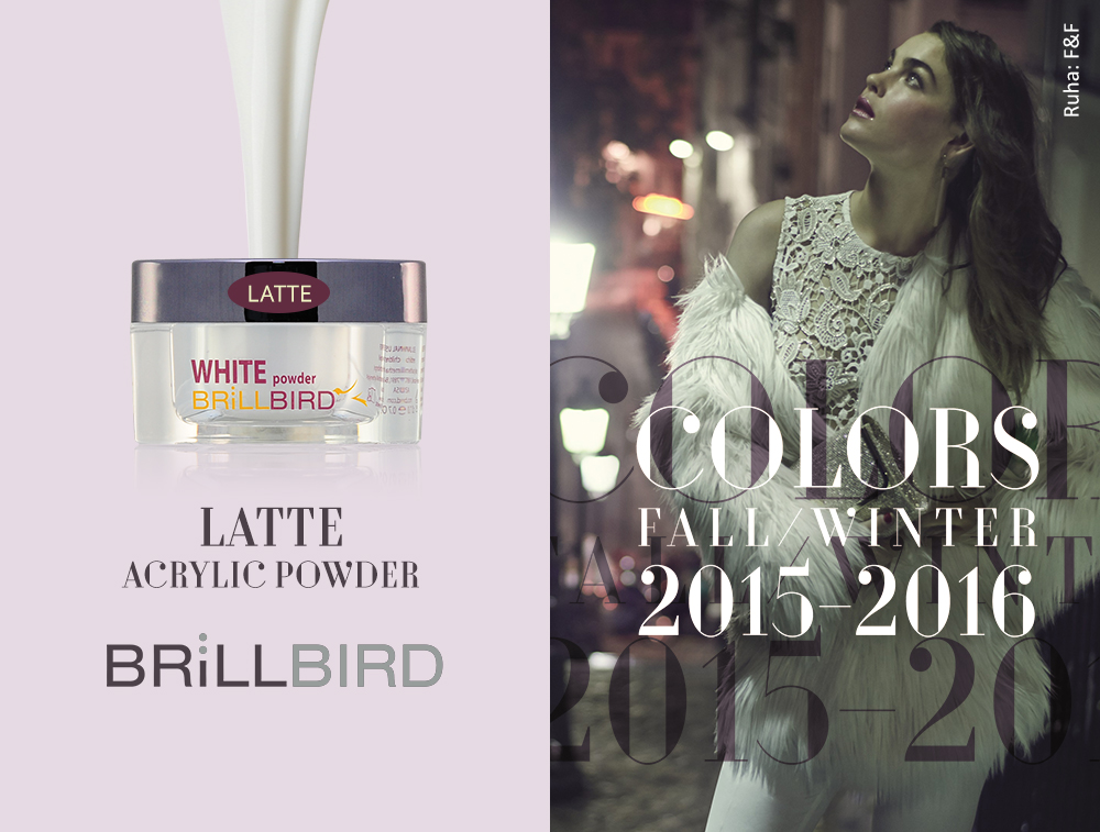 NEW EFFECTS, TRENDS, PRODUCTS 2015-16 AUTUMN -WINTER